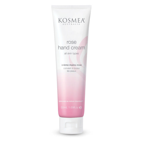 Rose Hand Cream - Kosmea USA  - 1