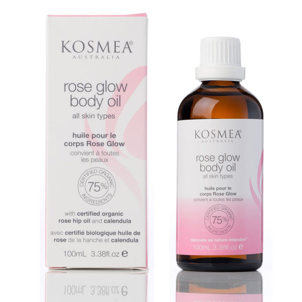 Kosmea Rose Glow Body Oil