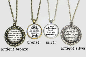 We All Have Magic Necklace