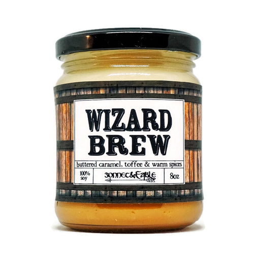 Wizard Brew Candle