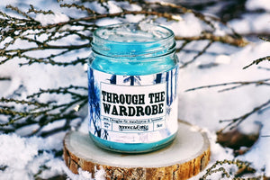Through the Wardrobe Candle