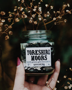 Yorkshire Moors Candle