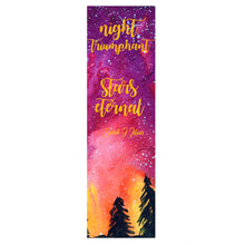 Night Triumphant Star Eternal Bookmark