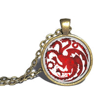 House Targaryen Necklace