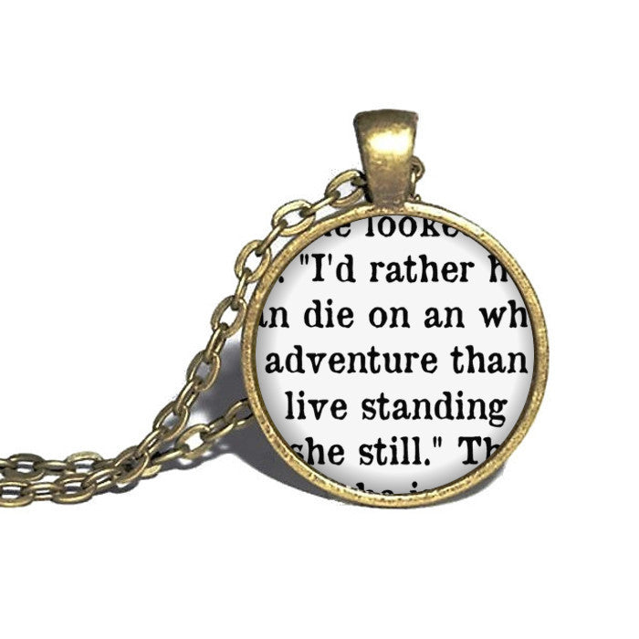 An Adventure Necklace- ADSOM