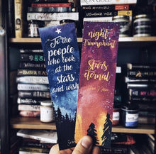 To the People Bookmark