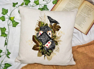 Six of Crows Pillow