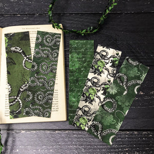 Serpent Bookmark Set