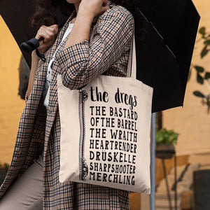 The Dregs Tote Bag