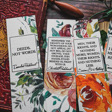 Suffragette Bookmarks