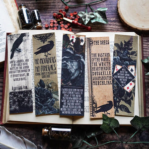 Six of Crows Bookmarks