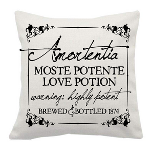 Amortentia Potion Pillow