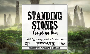 Standing Stones Candle