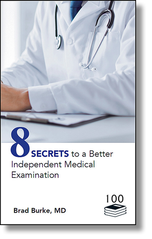 Tips for your Independent Medical Examination