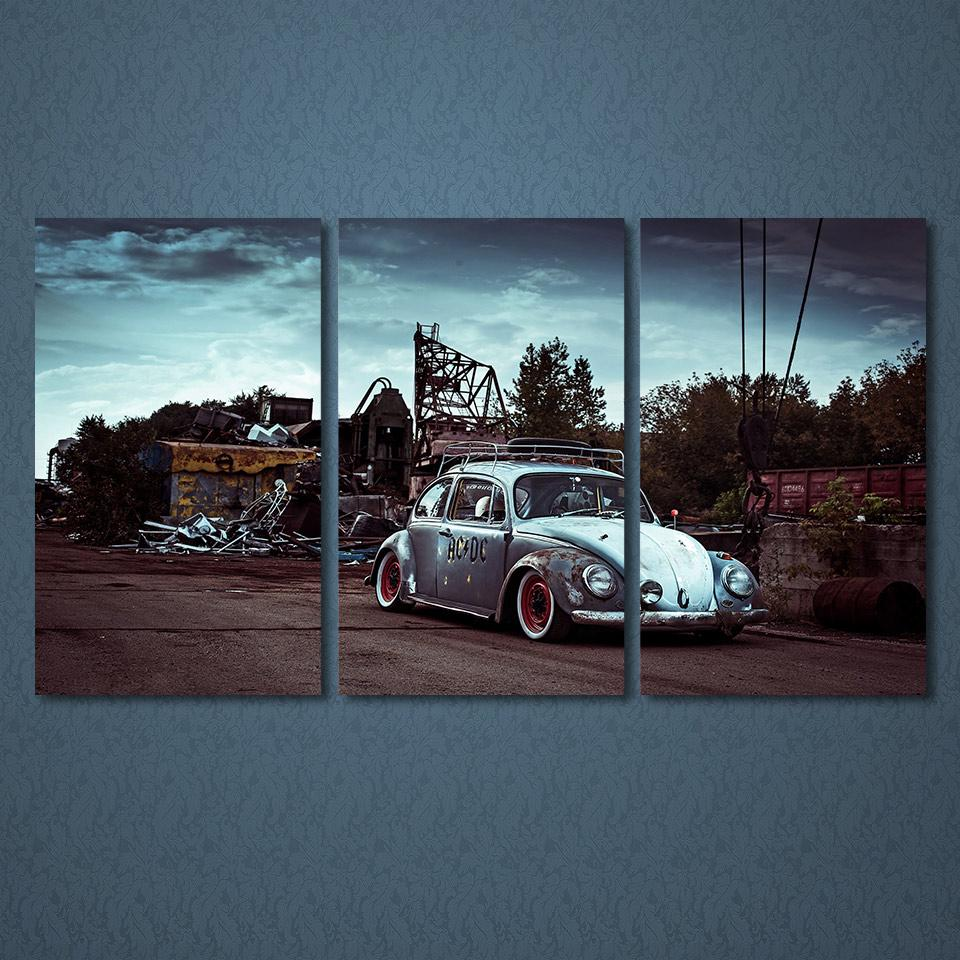 Classic Car Beetle Car - It Make Your Day