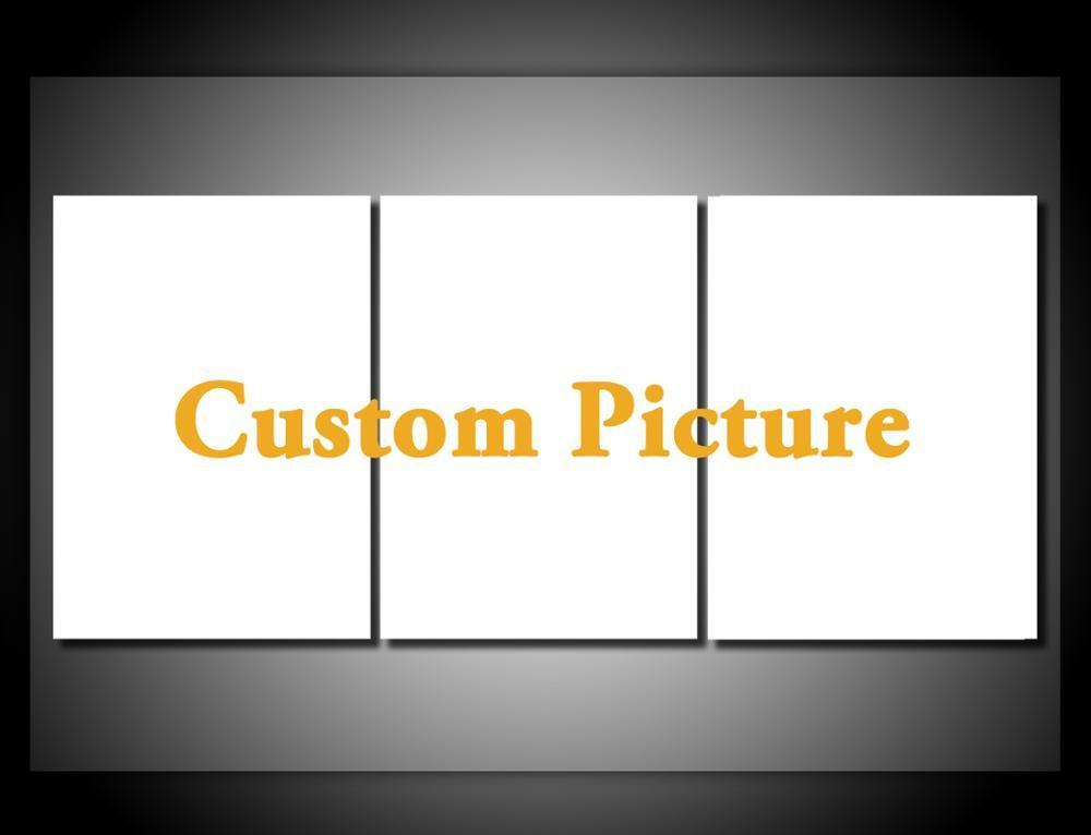 3 Piece Custom Canvas Painting Wall Art - It Make Your Day
