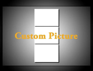 3 Piece Custom Canvas - It Make Your Day