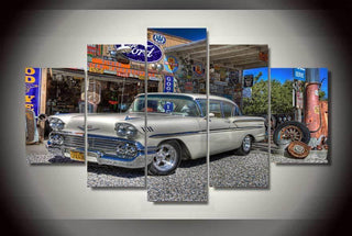 Chevrolet 1958 Chevy - It Make Your Day