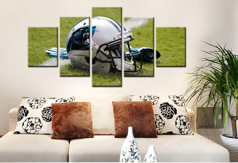 Carolina Panthers Helmet - It Make Your Day
