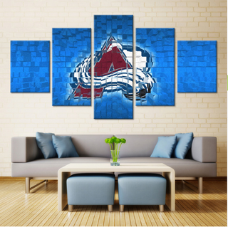 Colorado Avalanche 3 Ice Hockey - It Make Your Day