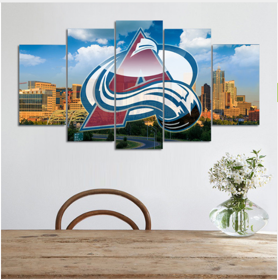 Colorado Avalanche 1 Ice Hockey - It Make Your Day