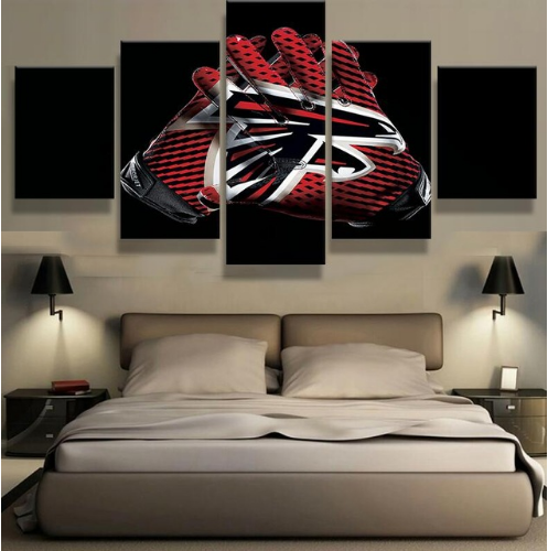 Atlanta Falcons Gloves - It Make Your Day