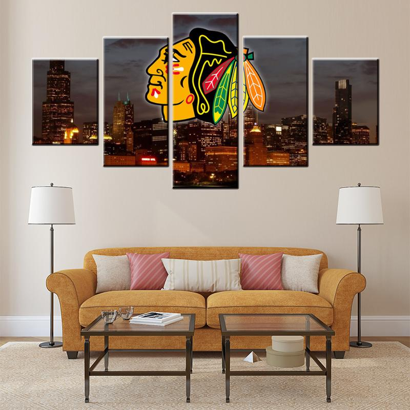 Chicago Blackhawks City Ice Hockey - It Make Your Day