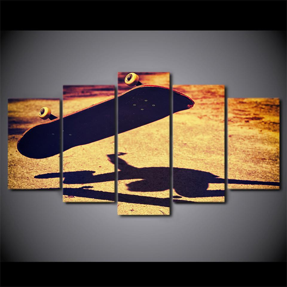 Unusual Skate Deck Wall Art Contemporary - The Wall Art Decorations ...