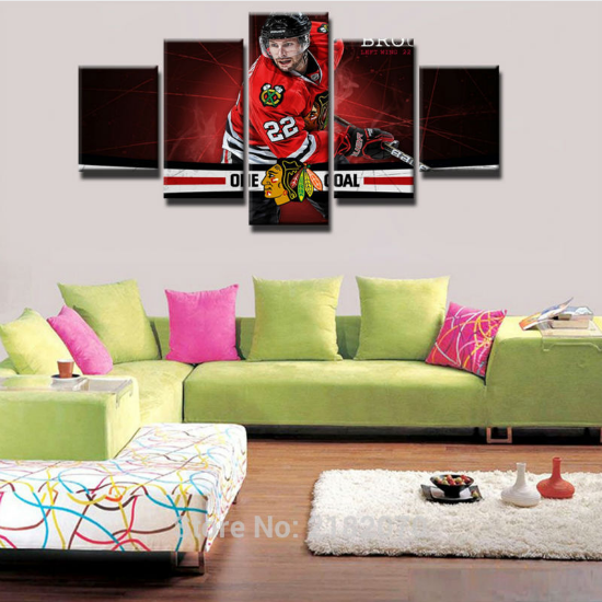 Chicago Blackhawks 8 Ice Hockey - It Make Your Day