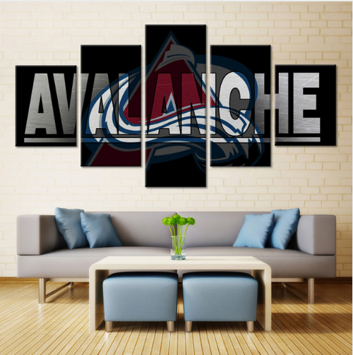 Colorado Avalanche 7 Ice Hockey - It Make Your Day