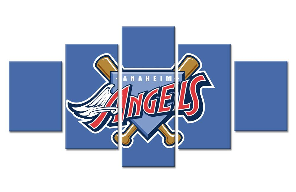 Angels of Anaheim Team Baseball - It Make Your Day