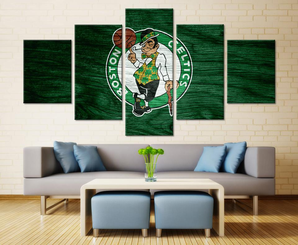 Boston Celtics Team Basketball - It Make Your Day