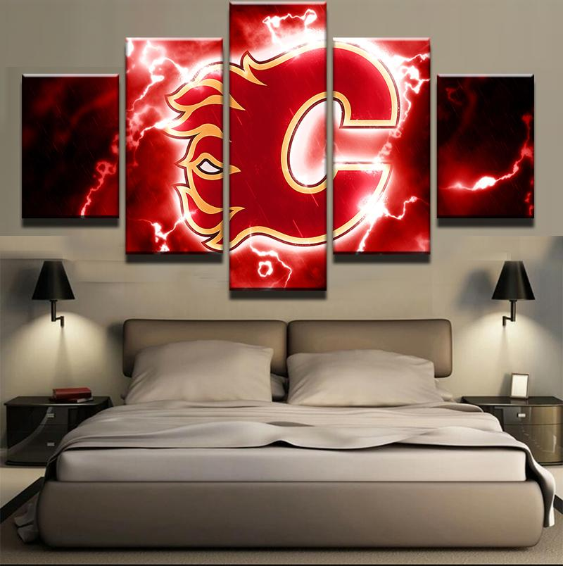Calgary Flames 1 Hockey - It Make Your Day