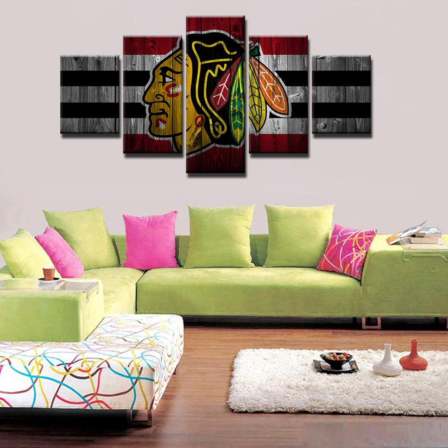 Chicago Blackhawks 2 Ice Hockey - It Make Your Day