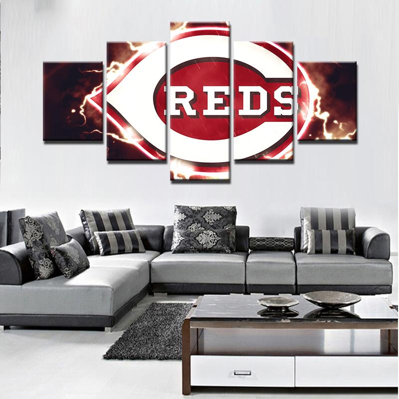 Cincinnati Reds Team Baseball - It Make Your Day