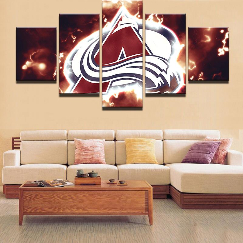 Colorado Avalanche 4 Ice Hockey - It Make Your Day
