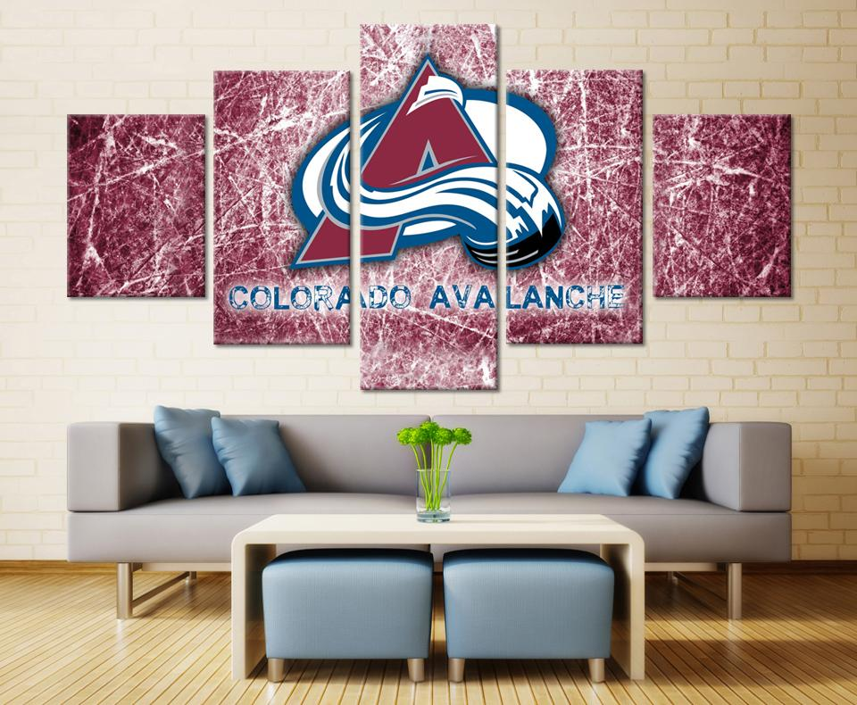 Colorado Avalanche 5 Ice Hockey - It Make Your Day