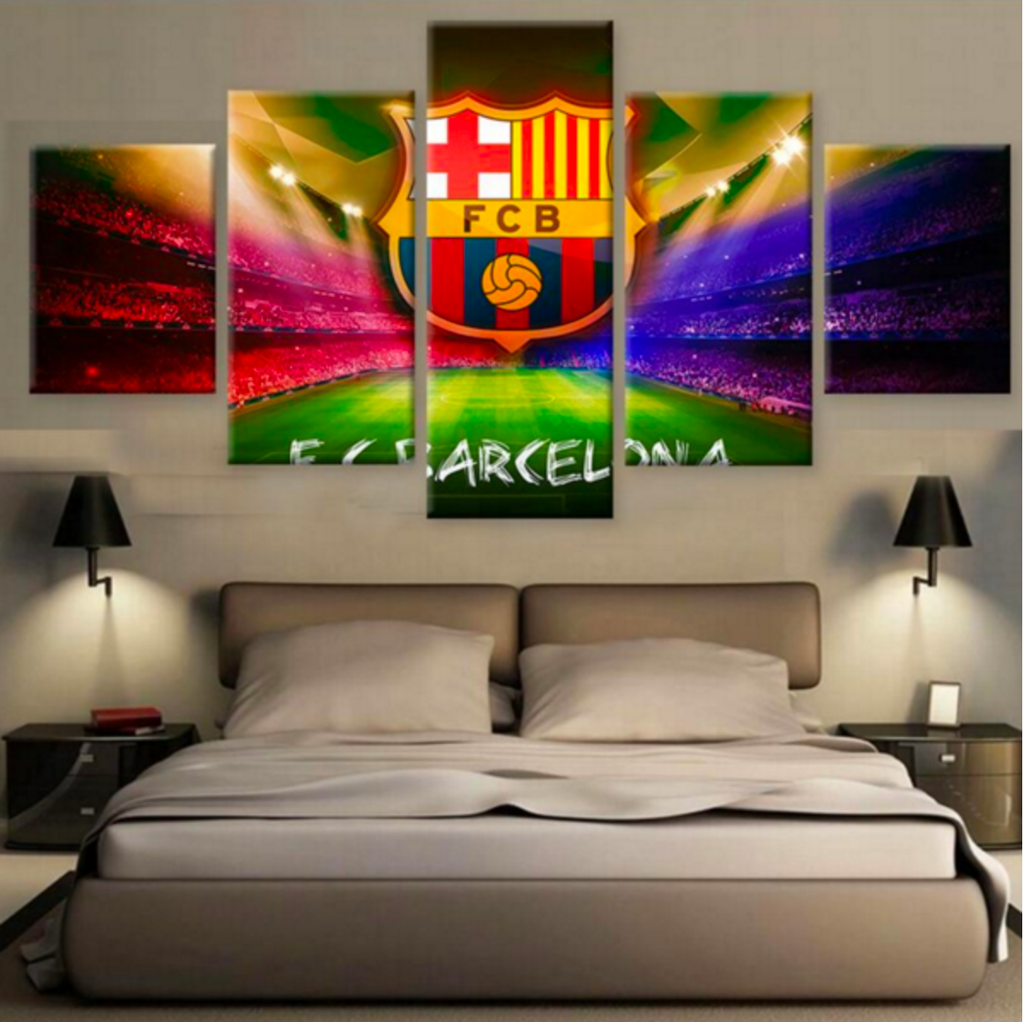 Barcelona Canvas - It Make Your Day