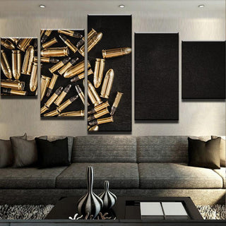 Bullets Canvas - It Make Your Day