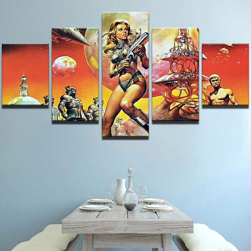 Barbarella Movie Character - It Make Your Day