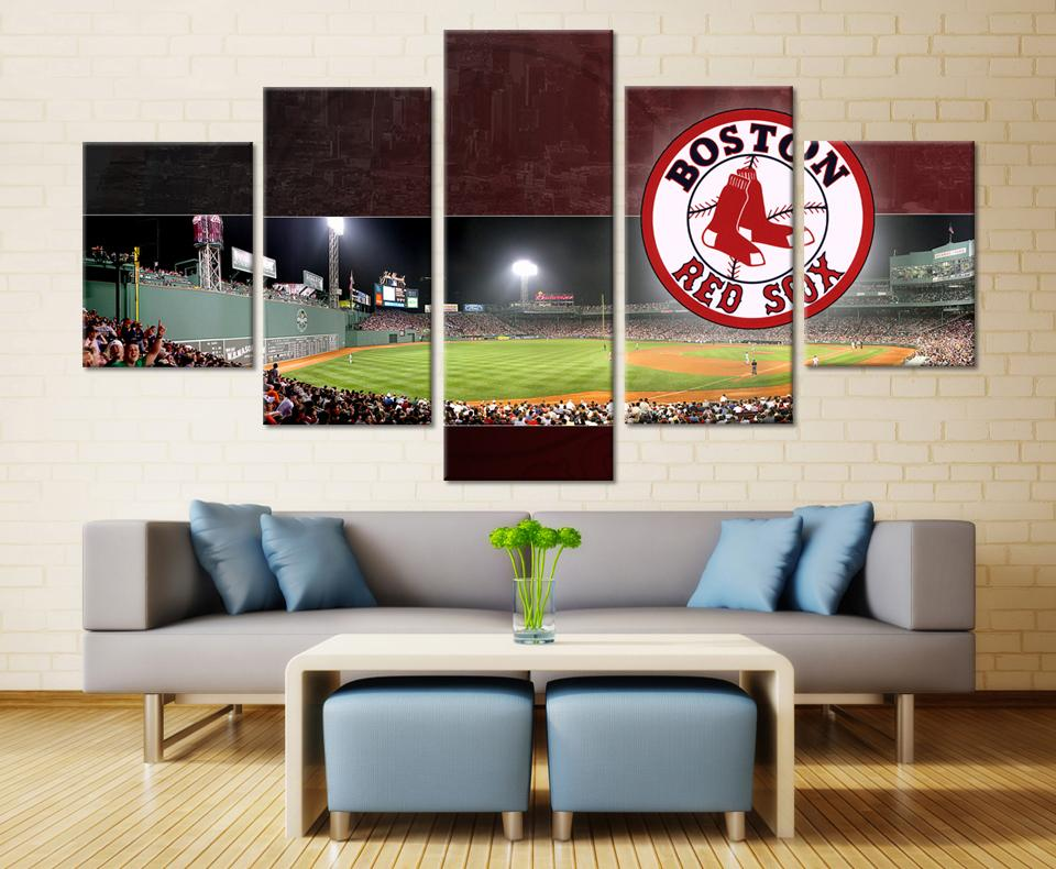Boston Red Socks Stadium Baseball - It Make Your Day