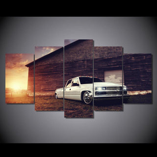 Chevy Silverado Lowrider - It Make Your Day