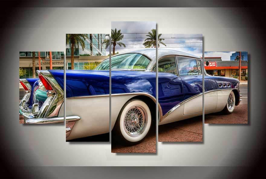 Classic Buick 58 Special Car - It Make Your Day