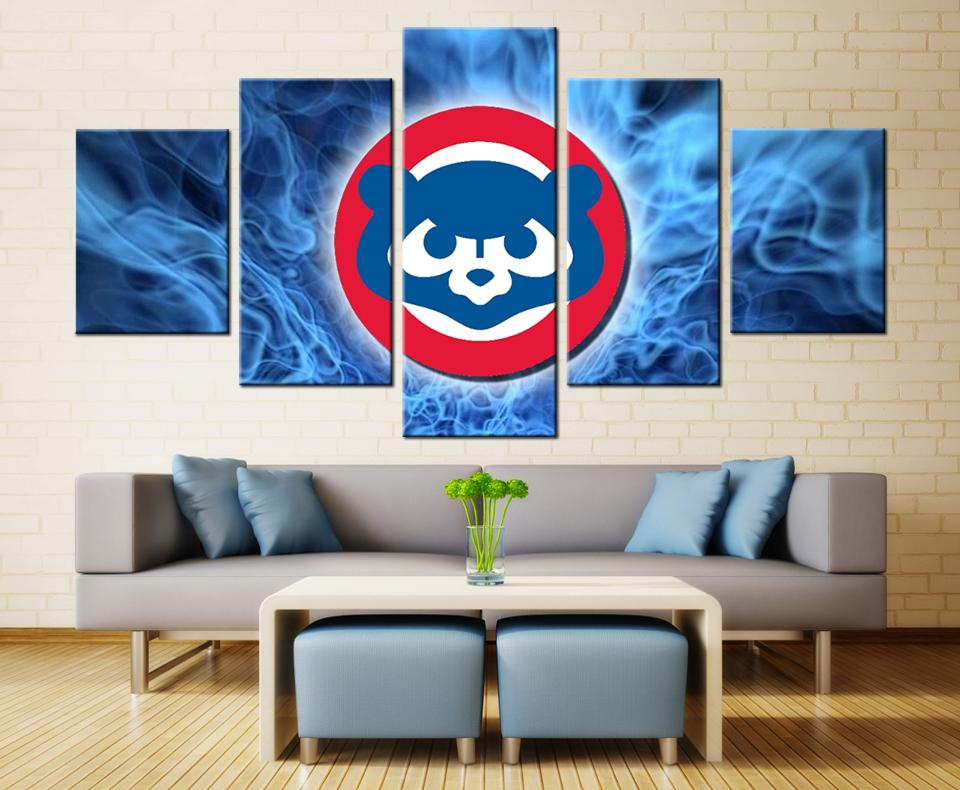 Chicago Cubs Logo Baseball - It Make Your Day