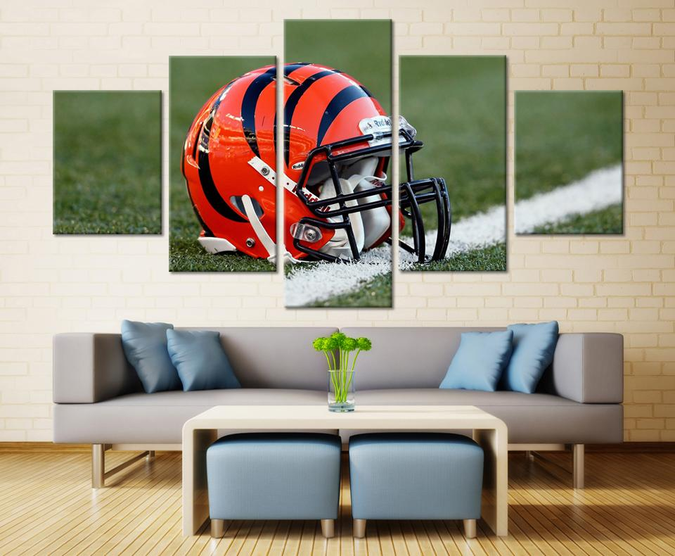 Cincinnati Bengals Helmet Football Team - It Make Your Day