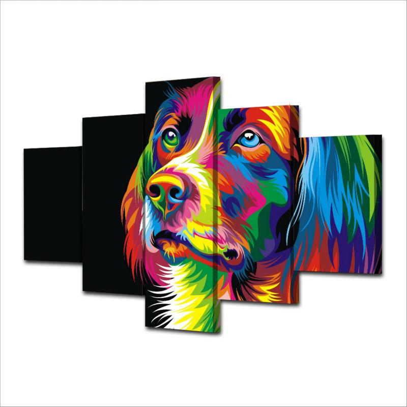 Colorful Dog - It Make Your Day
