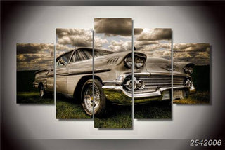 American Muscle Chevy Antique - It Make Your Day