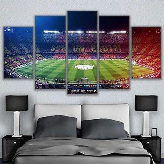 Barcelona Soccer Stadium - It Make Your Day