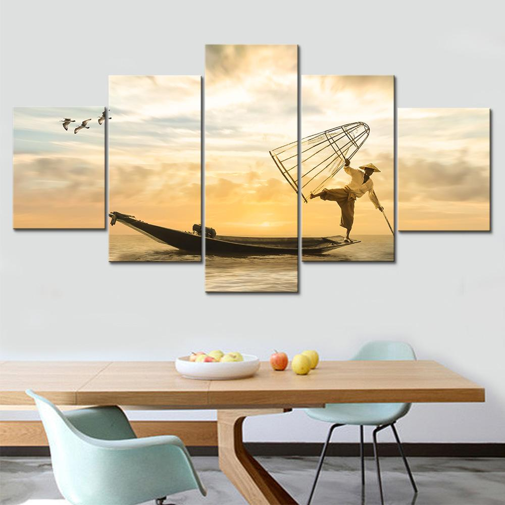 Enchanting Mod Wall Art Gallery - Wall Art Collections ...