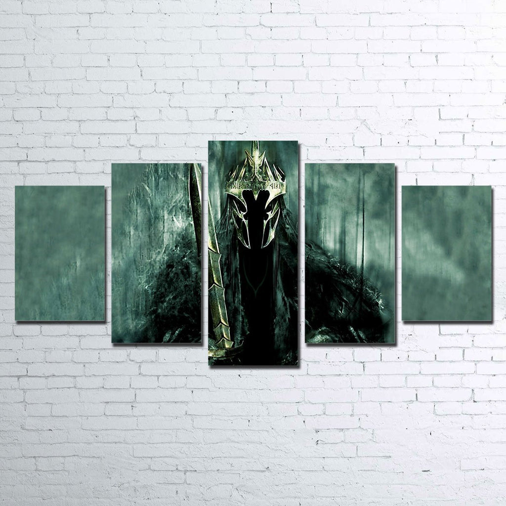 5 Piece Nazgul Canvas Paintings Wall Art - It Make Your Day